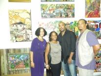 Joey, Kim Williams, Donavon Benoit & Bryant