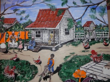 LIFE IN CREOLE COUNTRY