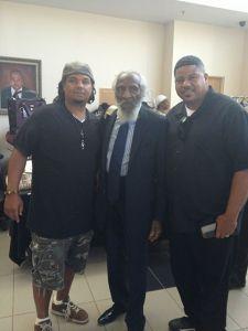 Bryant, Dick Gregory & Jansen Drake