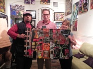 New owners of one of my originals, Attorney James Lambert & his wife.