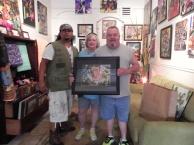 New owners of Benoit Gallery Art