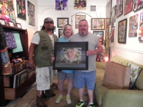 New owners of Benoit Gallery Art