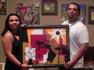 Commission for Bomani & Christina Henry