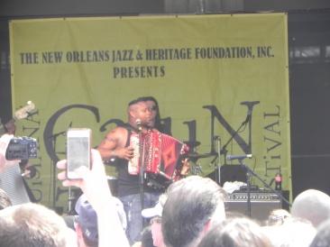 Dwayne Dopsie & the Zydeco Hellraisers