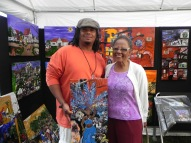 Mrs Anita Rogers actually made Bryant smile for this pic. Much luv Mrs Anita.