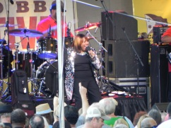 Ms Denise Lasalle doing her thang.