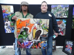 "Chad Blanchard from St. Bernard took home ""Louisiana - A Whole Lotta Thangs Going On"""